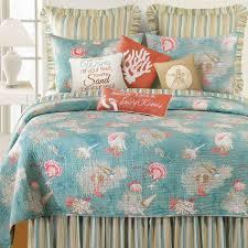 coastal theme bedding shop c f santa bedding the home decorating company