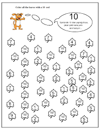 snowflake bentley worksheets number hunt worksheet for kids 1 rakamlar pinterest