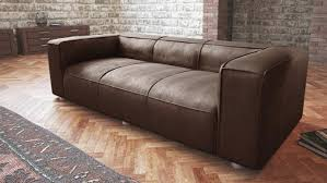 canapé retro beau canape cuir vieilli en ce qui concerne canapé retro morys 3 5