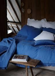 Blue Linen Bedding - 335 best natural bedding images on pinterest natural bedding