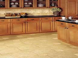 cheap kitchen flooring ideas kitchen flooring ideas tile floor with cabinets oak