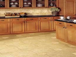 cheap kitchen floor ideas kitchen flooring ideas tile floor with cabinets oak