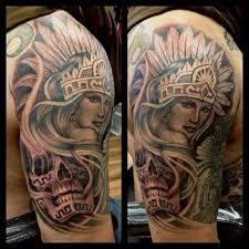 60 inspiring aztec tattoos ideas