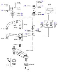 Price Pfister Kitchen Faucet Repair Parts Kitchen Faucet Is Leaking From The Spout New Price Pfister Classic