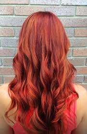 dark orange hair color hair colors idea in 2017