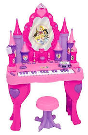 frozen vanity table toys r us disney princess piano keyboard musical vanity beauty salon