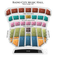 radio city a seating guide for the new york landmark