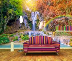 Wall Mural Autumn And Small Compare Prices On Wallpaper Rainbow Online Shopping Buy Low Price