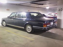 roll royce limousine 1999 rolls royce silver spur limousine 2 madwhips