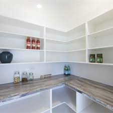 kitchen walk in pantry ideas like this sliding barn door opening to a spacious walk in pantry