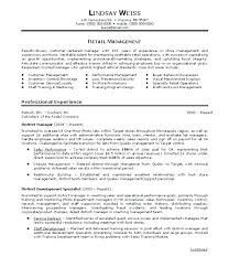 resume templates sles retail resume templates sle manager functional sales associate