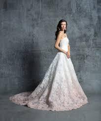 ombre wedding dress trend spotting ombre wedding dresses seattle met groom