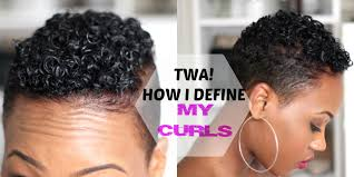 how to make african american short hair curly how to define your curls tapered twa short natural hair 2015