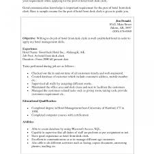 front desk agent duties front desk hotel resume objective manager skills sle duties