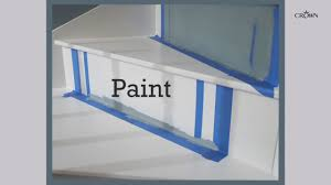 hall and stairs how to paint stairs and get the look from our