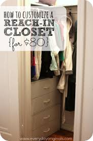 Bedroom Closet Ideas by Top 25 Best Deep Closet Ideas On Pinterest Pantry Closet