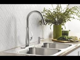 how to install kohler kitchen faucet kohler faucets kohler k560vs bellera pull kitchen faucet 1