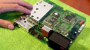 bm54 repair becker radio amplifier chip removal youtube