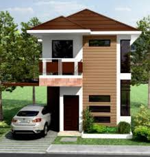 Simple House Design Simple 2 Storey House Design Brucall Com