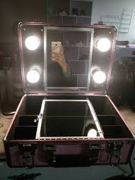 Make Up Vanity Case Led Lights For Makeup Vanity Home Vanity Decoration