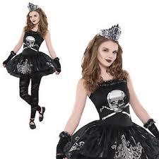 Zombie Halloween Costume Kids Girls Zomberina Kids Zombie Ballerina Halloween Fancy Dress