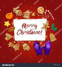 merry christmas modern merry christmas happy new year sticker stock vector 529860667