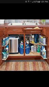 Under The Kitchen Sink Storage Ideas 24 Best For The Home Images On Pinterest Kitchen Home And