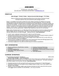 Sales Director Resume Examples by Marketing Program Manager One Page Resume For Martha Osborn