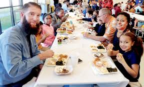 thanksgiving tradition returns to riverview elementary the