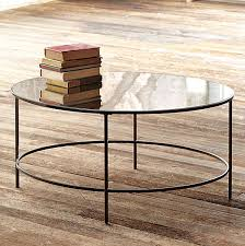 Mirrored Tables Coffee Table Top Nice Pictures Round Mirrored Coffee Table