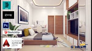 3d Max Home Design Tutorial by 3ds Max 2016 Vray 3 6 Interior Design Tutorial Bedroom Part 1