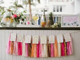 decorations for engagement party at home how to decorate your backyard for an engagement party