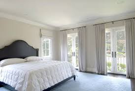 curtains for master bedroom master bedroom curtain for french doors ideas popular treatment
