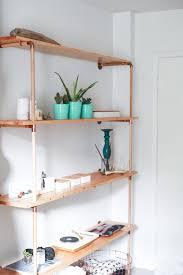 Etagere De Garage by 3 Projets Diy En Cuivre Pour Tout Ranger Apartments Interiors