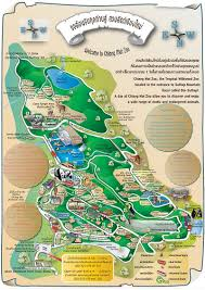 National Zoo Map Chiang Mai Zoo Map The Chiang Mai Zoo Photo Shared By Nettie3