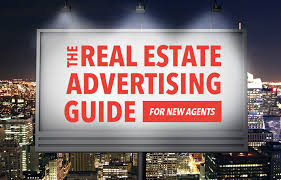 the real estate advertising guide for new agents placester