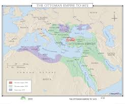 What Was The Ottoman Empire 138 The Ottoman Empire To 1672 Kappa Map