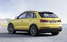 audi q3 wheelbase 2019 audi q3 review exterior interior engine release date price