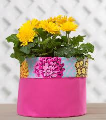 how to make a flower pot cover gardens u0026 outdoor decor with