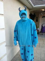 sully costume monsters inc costumes