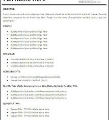 sensational how to make a resume without experience 8 good example