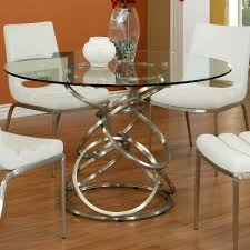 furniture white parson dining chairs with metal frame by bds