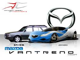 new mazda logo mazda vantrend old and new by adry53 on deviantart