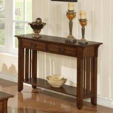 mission style console table found it at wayfair ceres console table design pinterest