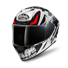 airoh motocross helmet airoh valor helmet bone matt helmets from custom lids uk