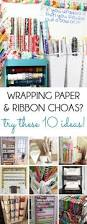 Wrapping Paper Wall Mount Best 25 Organizing Gift Bags Ideas On Pinterest Gift Wrap