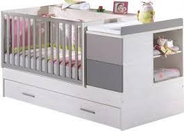 chambre bebe soldes lit bois blanc déco vintage chambre lé papier peint bebe solde