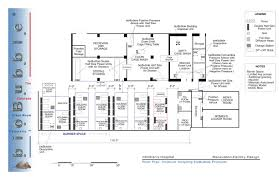 Brady Bunch House Floor Plan by 28 Floor Plan Of Hospital Hospital Floor Plan Examples And