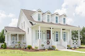 southern living house plan of the month eastover cottage home act