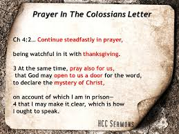 colossians 1 3 we always thank god the of our lord jesus